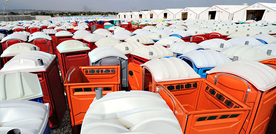 Champion Portable Toilets in Abilene, TX
